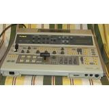 Mixer Panasonic Wj Mx 12 Mas 2 Caseteras Vhs Pro Ag 1060