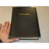 Biblia Letra Súper Gigante Color Negro Reina Valera 1960