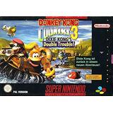 Donkey Kong Country 3 Problema Doble De Dixie Kong - Ninten
