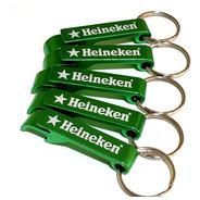 Chaveiro Abridor Heineken (kit Com 5 Unidades)