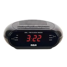 Reloj Alarma Despertador Portatil Rca Rc205 En Tienda Física