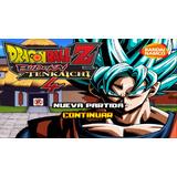 Dragon Ball Z Budokai Tenkachi 4 Ps2 Esp Latino