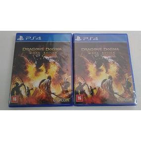 Dragons Dogma Dark Arisen - Ps4 Midia Fisica Lacrada