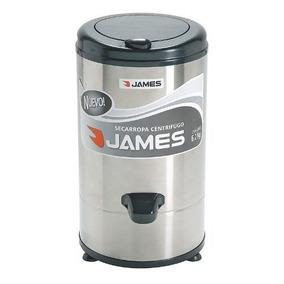 Secarropas Centrífuga James C662 6,2 Kg Inoxidable - Fama