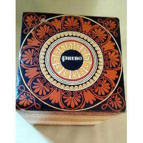 Antiga Caixa Da Phebo Perfumaria - Somente A Caixa Vazia D+!