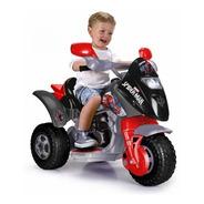 Trimoto Electrica Para Niños Feber 6v Moto Spiderman