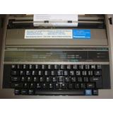 Máquina De Escrever Panasonic Kx-r520 (semi-nova)