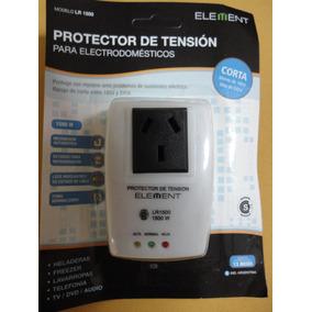 Protector De Tension Para Todo Aparato Electronico 1500 W.