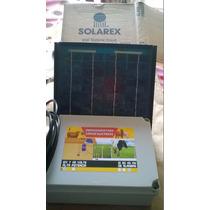 Cerco Electrico Energizador Electrificador Solar 45km