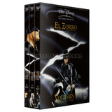 El Zorro 3 Temporadas Audio Latino Guy Williams Serie Dvd