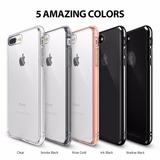 Funda Ringke Fusion ® Iphone 5s Se 6 6s Plus + Templado