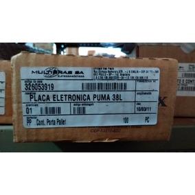 Placa Eletronica Puma 38l Mwo 220v Código 326053919