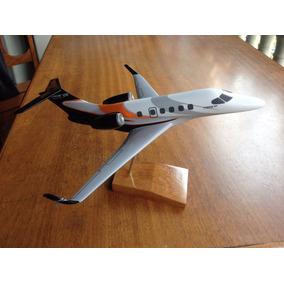 Maquete De Avião Phenom
