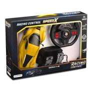 Veículo De Controle Remoto Racing Control Multikids Speedx