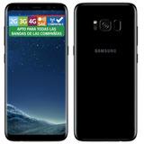 Samsung Galaxy S8 Plus 64gb Nuevo / 12 Cuotas - Phone Store