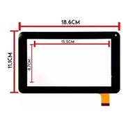 Tela Touch Tablet Multilaser M7s M7-s Original Envio Já