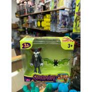 Figura Con Accesorio Dracula Scooby Doo!