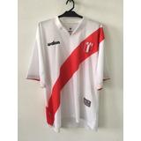 Camiseta Remera Original Selección Futbol Peru Walon 2005