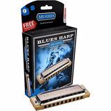 Armonica Hohner Blues Harp Estuche Diatonica En C (do)
