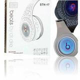 Audífonos Beats. By Dr.dre Stn-17 Bluetooth Luz Fm Mp3 Oem10