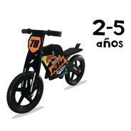 Bicicleta Inicio Tipo Moto Ktm  Bici Camicleta R12 Baum