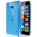 Lumia 640 Lte - Estuche All Guard Clear Case