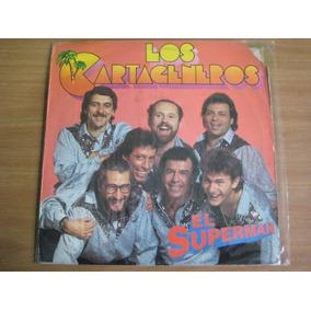 Los Cartageneros - El Superman - Lp Vinilo Laferrere-ba