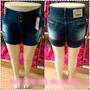 Short Bermuda Jeans Plus Size Feminino Lycra Vários Modelos