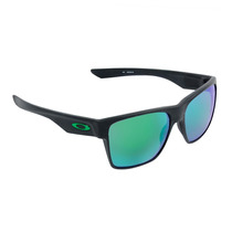 Óculos Masculino Oakley Two Face Xl Matte Black Jade Iridium