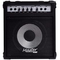 Amplificador Cubo Master Para Baixo 10 1.10 60w Rms