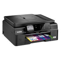 Impresora Brother Mfc J870dw Con Cartuchos Rellenables