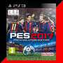 Pro Evolution Soccer 2017 Pes 17 Ps3