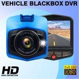 Camara Auto Vehicle Blackbox Full Hd 1080 / 2.4 Pulg- Te1165