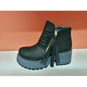 Vendo Zapatos Con Plataforma Altas