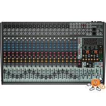 Mesa Som Behringer Eurodesk Sx 2442fx Garantia Proshows