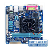Motherboard Gigabyte Refurbished Ga-e350n Win8 Amd Integrada
