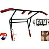 Barra Mixta Dominadas Y Paralelas Profesional Power Gym