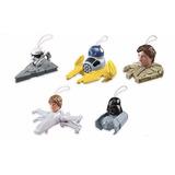 Kinder Ovo Páscoa 2017 - Miniatura Pingente Nave Star Wars