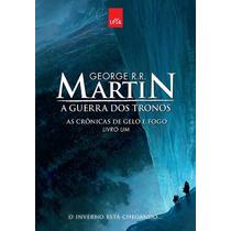 Livro - A Guerra Dos Tronos - George R.r. Martin