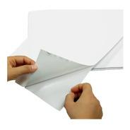 Papel Adhesivo Pleno Carta En Mate X 150 Hojas