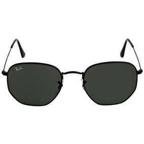 0819ff17dcbe5 Ray Ban Hexagonal Tamanho 54 Aviator - Óculos no Mercado Livre Brasil