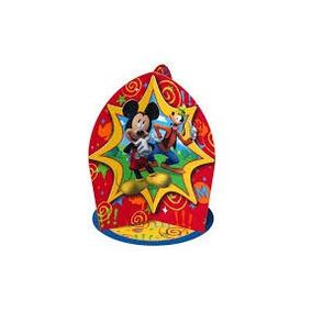 Mickey Mouse Centro De Mesa 3d