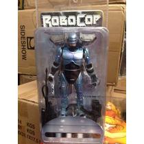 Robocop Deluxe 7 Pulgadas Jetpack Neca Terminator Robot