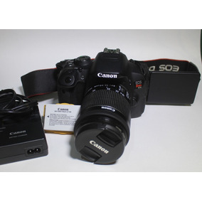 Canon T5i ...impecable!!