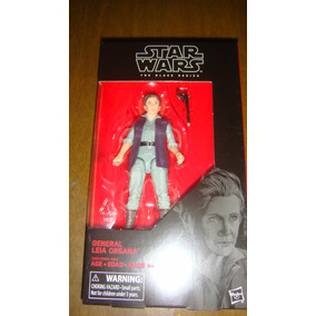 Star Wars Black Series General Leia Organa #52