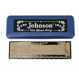 Johnson The Blues King Armonica