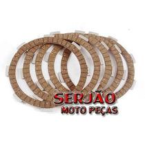 Disco Embreagem Cbx200, Strada, Cbx150, Aero, Xr200, Nx200