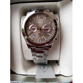 Precio de reloj fossil para dama acero inoxidable