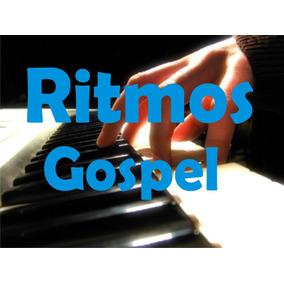 2 Disquetes Com Ritmos Gospel