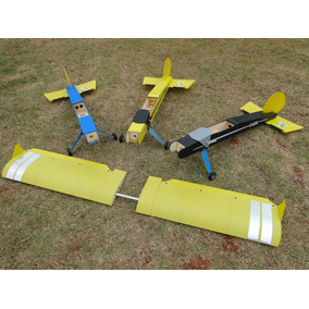Aeromodelo Pastinha Stick Artal Novo Modelo Asa Baioneta